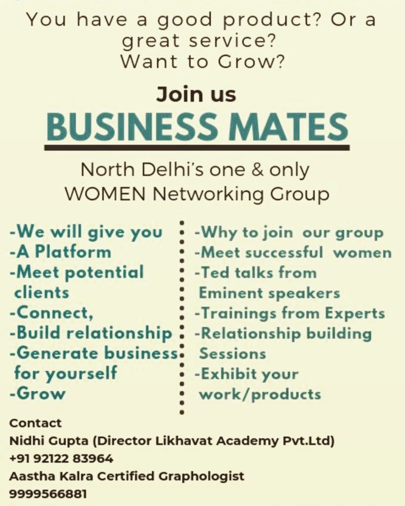 business mates