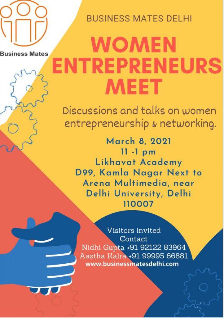 business mates meet